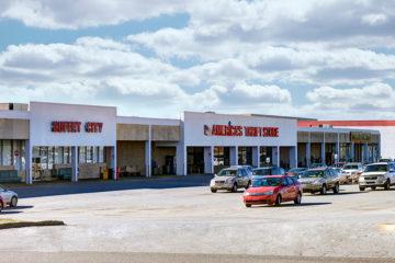 Tuscaloosa Shopping Center